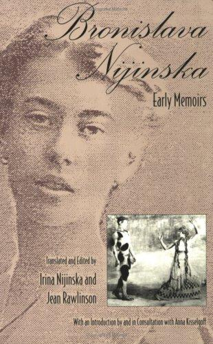 Bronislava Nijinska–early memoirs