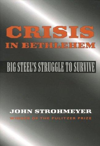 Download Crisis in Bethlehem