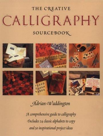 Download The Creative Calligraphy Sourcebook