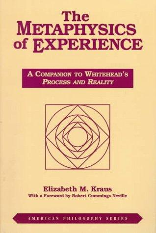 Download The metaphysics of experience