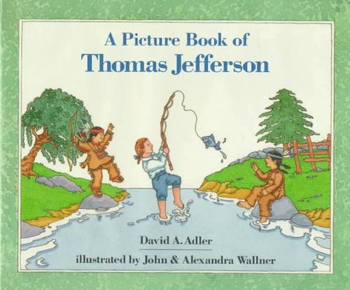 Download A picture book of Thomas Jefferson