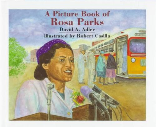 Download A picture book of Rosa Parks