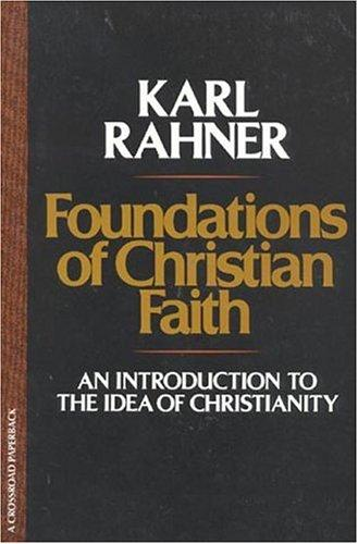Download Foundations of Christian faith