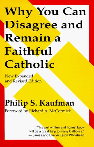 Download Why you can disagree and remain a faithful Catholic
