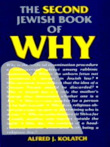 Download The second Jewish book of why