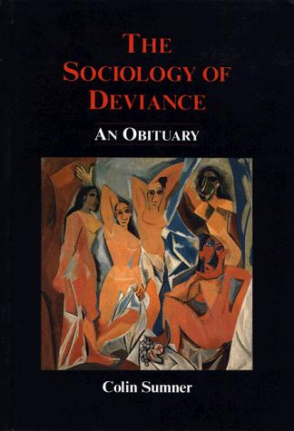 Download The sociology of deviance