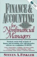 Download Finance & accounting for nonfinancial managers