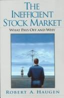 Download The Inefficient Stock Market