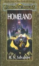 Download Homeland: The Dark Elf Trilogy, Part 1 (Forgotten Realms: The Legend of Drizzt, Book I)
