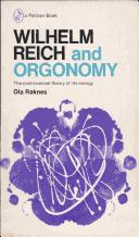 Download Wilhelm Reich and orgonomy