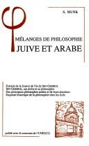 Download Mélanges de philosophie juive et arabe
