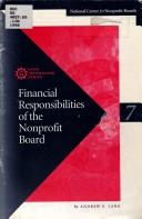 Download The Financial Responsibilities of Nonprofit Boards