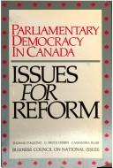 Parliamentary democracy in Canada