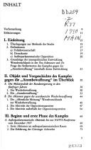 Download Ausserparlamentarische Opposition in der Ära Adenauer