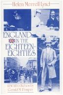 Download England in the eighteen-eighties