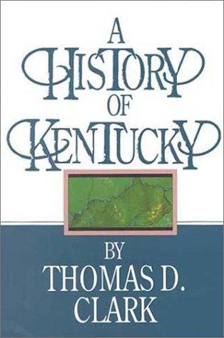 Download A History of Kentucky