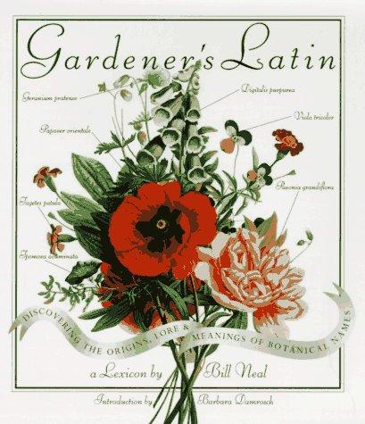 Download Gardener's Latin