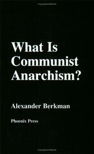 Download What Is Communist Anarchism?