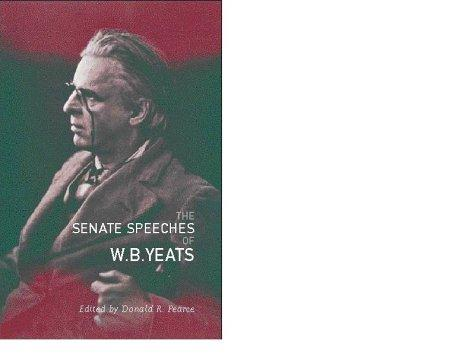 Download The senate speeches of W.B. Yeats