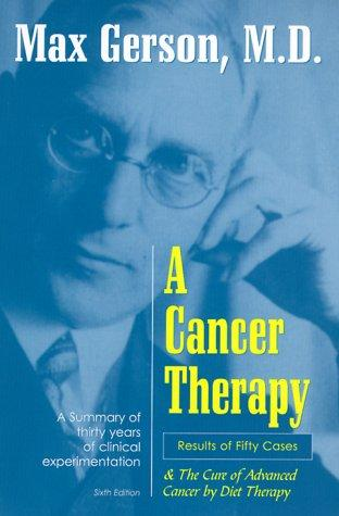 Download A Cancer Therapy