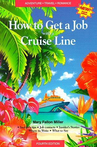Download How to get a job with a cruise line