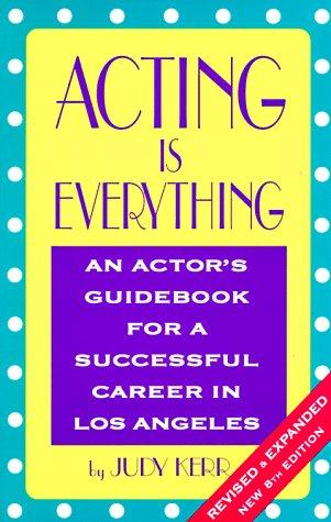 Download Acting is everything