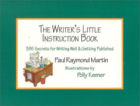 Download The writer's little instruction book