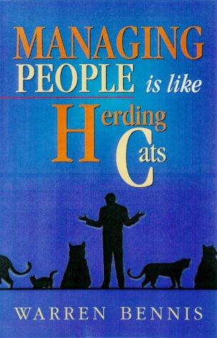Download Managing people is like herding cats