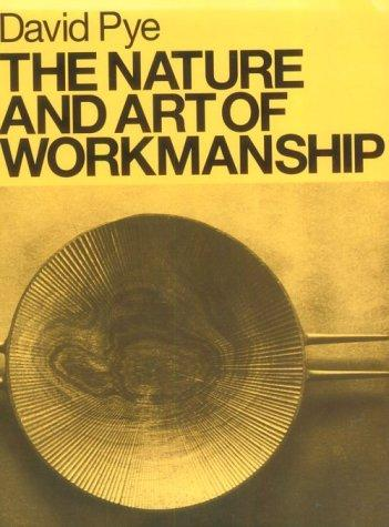 Download The Nature and Art of Workmanship