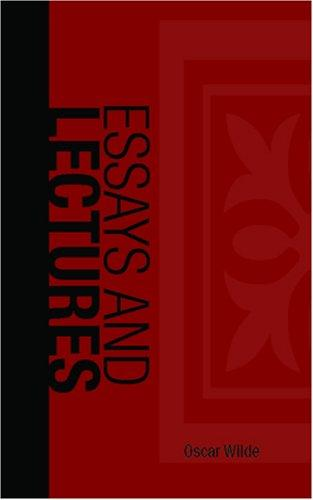 Download Essays and Lectures