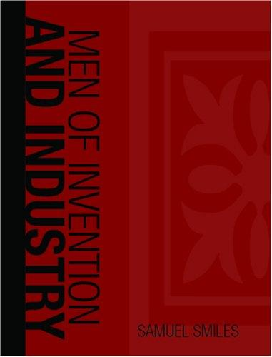 Men of Invention and Industry (Large Print Edition)