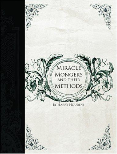 Download The Miracle Mongers (Large Print Edition)
