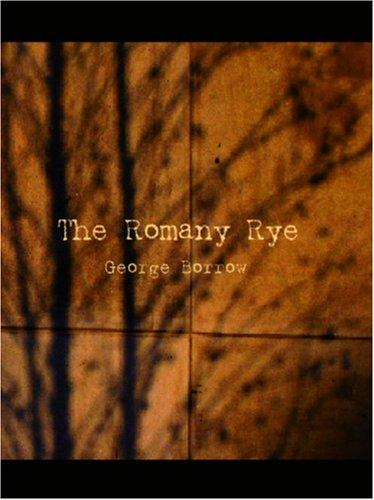 Download The Romany Rye (Large Print Edition)
