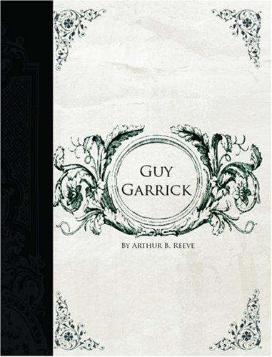 Guy Garrick (Large Print Edition)