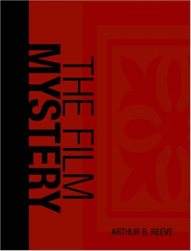 The Film Mystery (Large Print Edition)