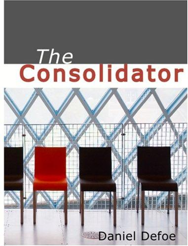 Download The Consolidator   (Large Print Edition)