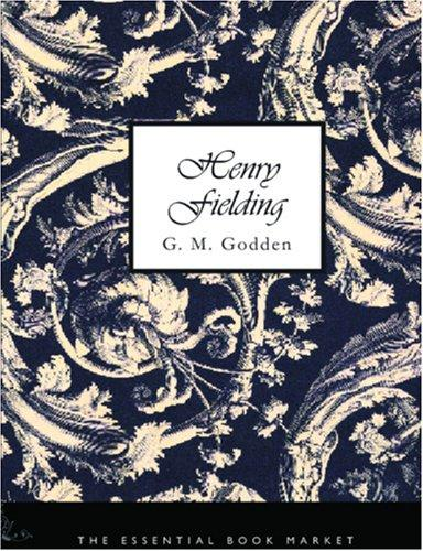 Henry Fielding (Large Print Edition)