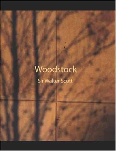 Woodstock (Large Print Edition)