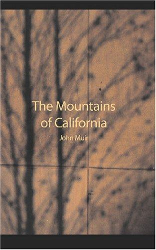 Download The Mountains of California