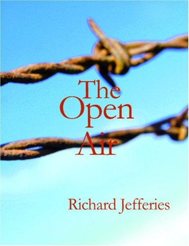 The Open Air (Large Print Edition)