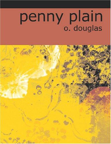 Download Penny Plain (Large Print Edition)