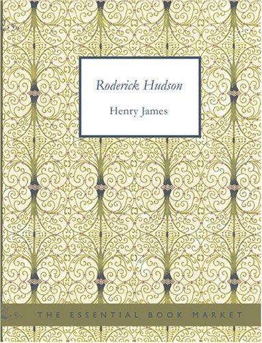 Download Roderick Hudson (Large Print Edition)