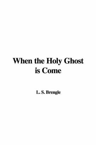 Download When the Holy Ghost Is Come