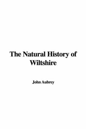 Download The Natural History of Wiltshire