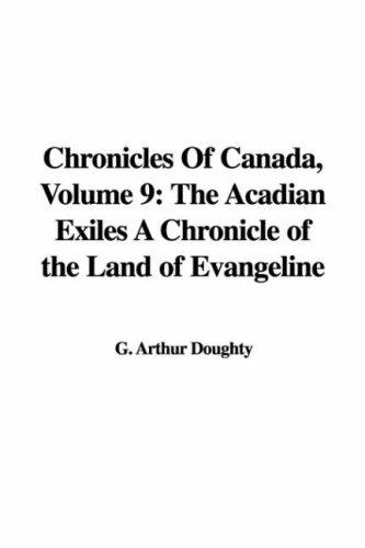 Download Chronicles Of Canada, Volume 9