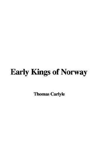 Download Early Kings of Norway