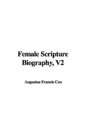 Download Female Scripture Biography, V2