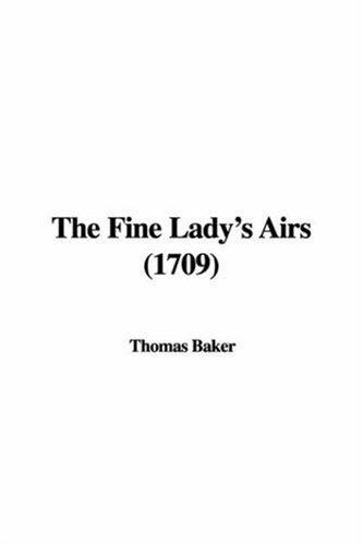 Download The Fine Lady's Airs (1709)