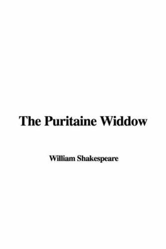 Download The Puritaine Widdow