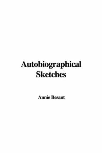 Download Autobiographical Sketches